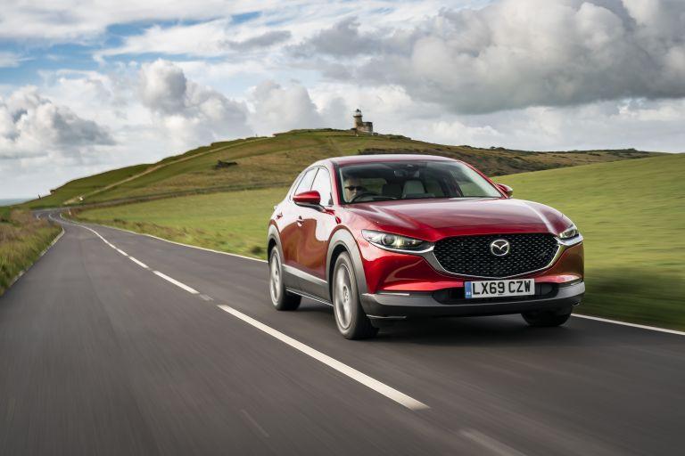 2020 Mazda CX-30 - UK version 573403