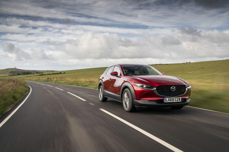 2020 Mazda CX-30 - UK version 573412