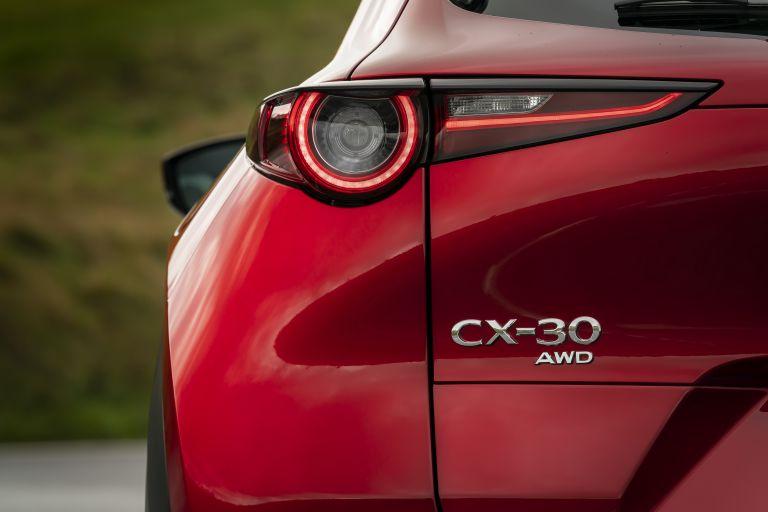 2020 Mazda CX-30 - UK version 573429