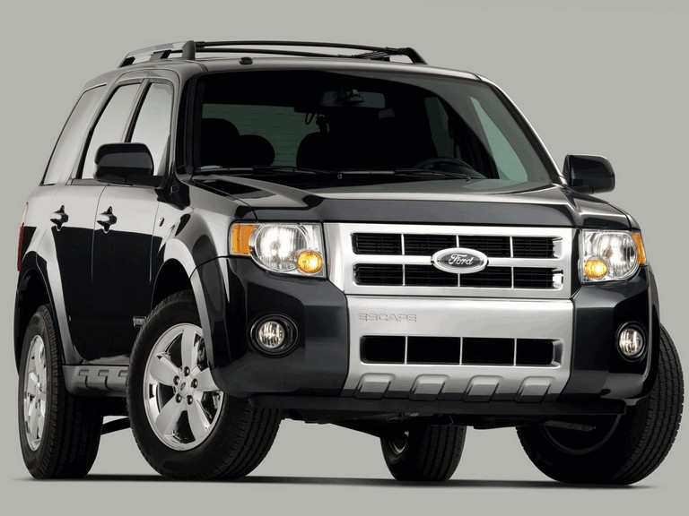 2008 Ford Escape Limited 4WD 228722