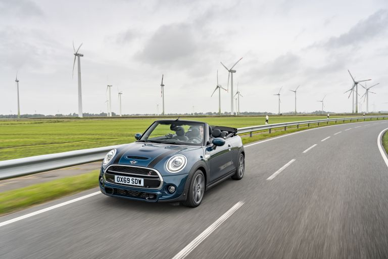 2020 Mini Cooper S ( F57 ) Sidewalk convertible 573689