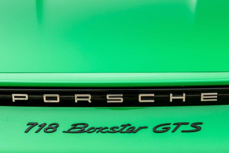 2020 Porsche 718 Boxster GTS 4.0 576086