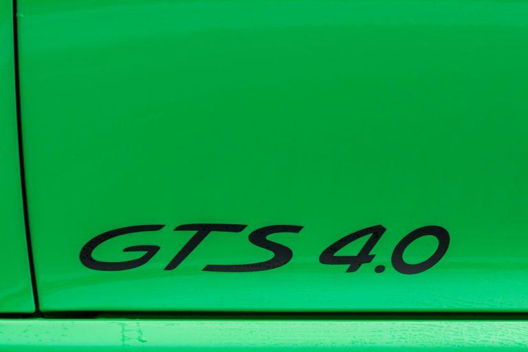 2020 Porsche 718 Boxster GTS 4.0 576088