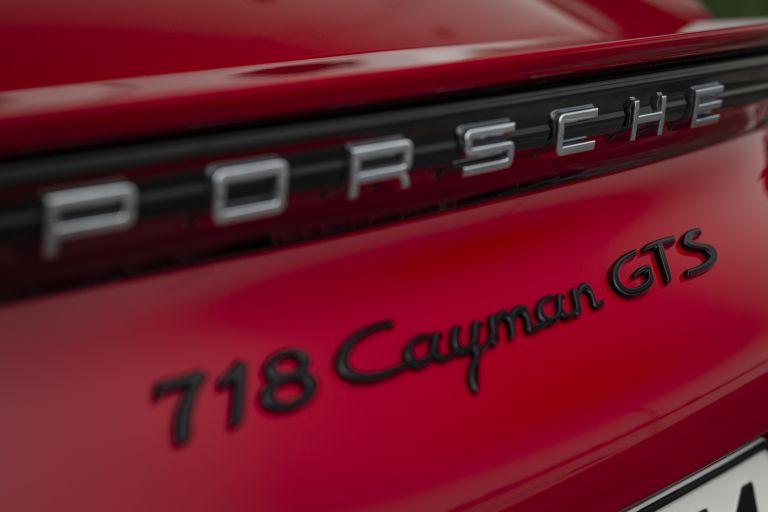 2020 Porsche 718 Cayman GTS 4.0 576188