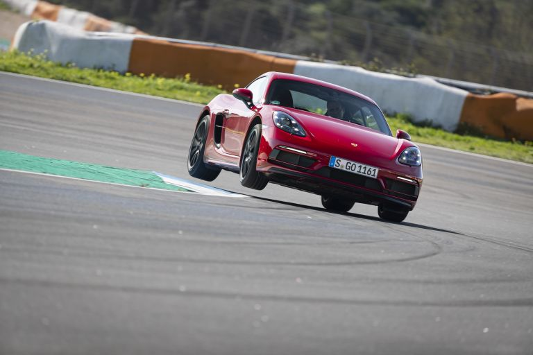 2020 Porsche 718 Cayman GTS 4.0 576217