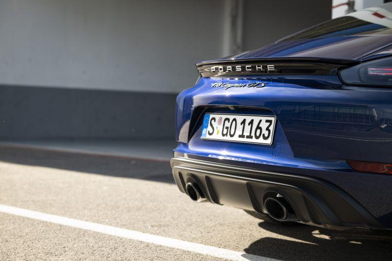 2020 Porsche 718 Cayman GTS 4.0 576344
