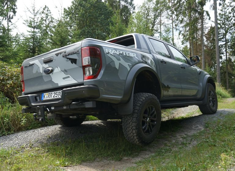2019 Ford Ranger Raptor - EU version 574110