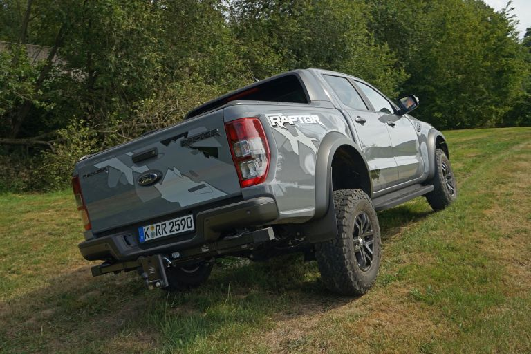 2019 Ford Ranger Raptor - EU version 574112