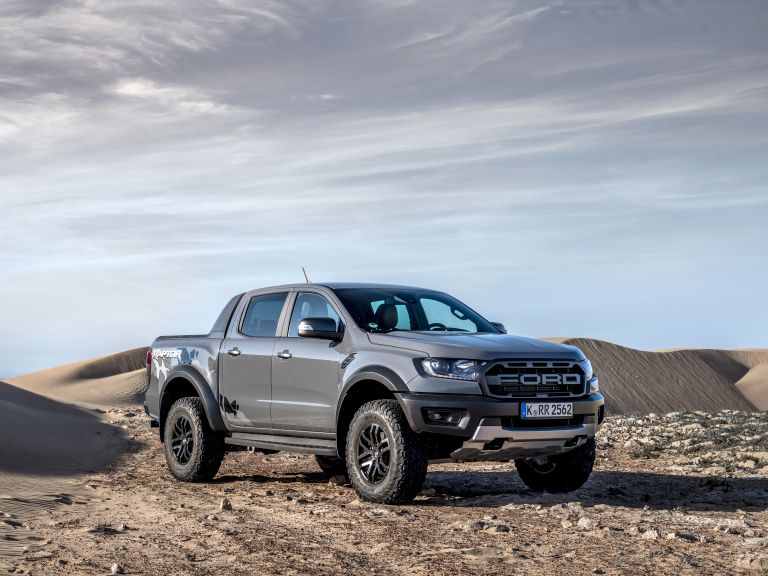 2019 Ford Ranger Raptor - EU version 586991