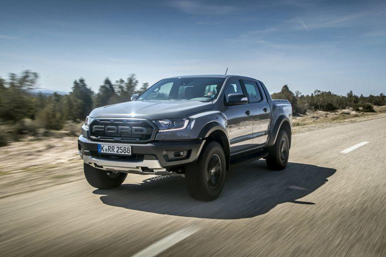 2019 Ford Ranger Raptor - EU version 586998