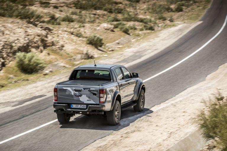 2019 Ford Ranger Raptor - EU version 587008