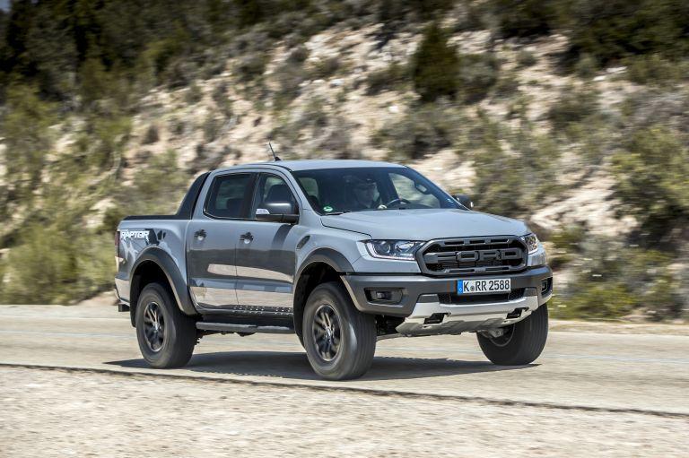 2019 Ford Ranger Raptor - EU version 587014