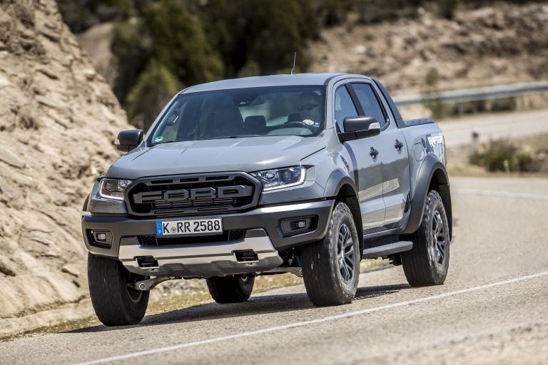 2019 Ford Ranger Raptor - EU version 587019
