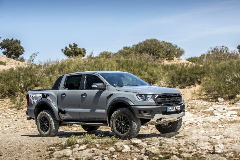 2019 Ford Ranger Raptor - EU version 587020