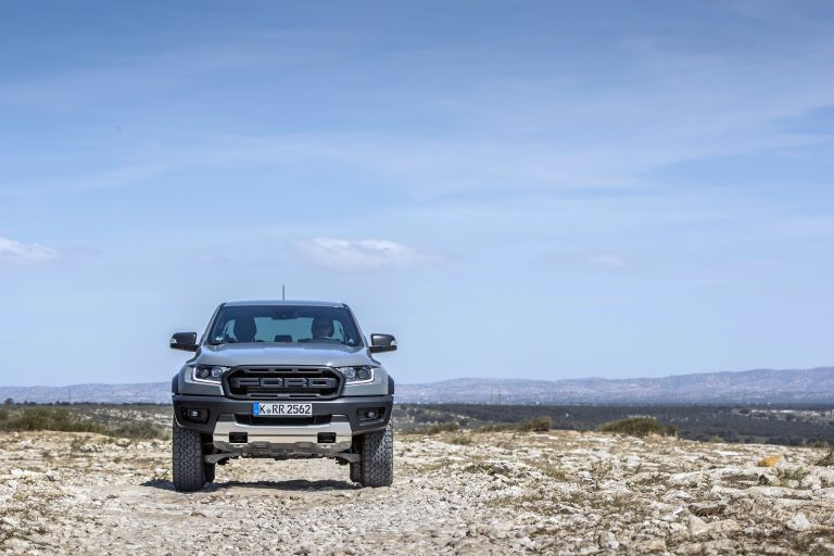 2019 Ford Ranger Raptor - EU version 587030
