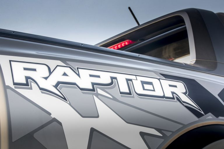 2019 Ford Ranger Raptor - EU version 587050