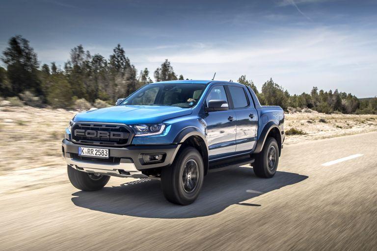 2019 Ford Ranger Raptor - EU version 587111