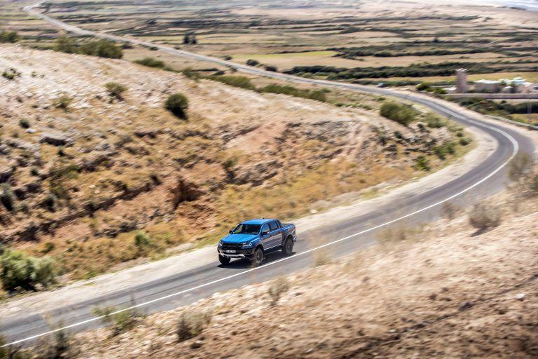 2019 Ford Ranger Raptor - EU version 587118