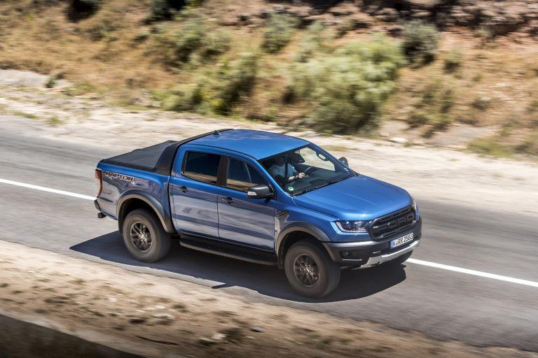 2019 Ford Ranger Raptor - EU version 587122