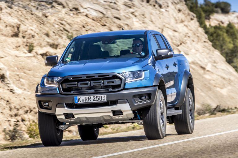2019 Ford Ranger Raptor - EU version 587123