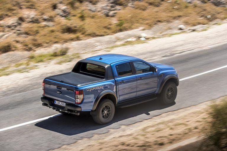 2019 Ford Ranger Raptor - EU version 587129