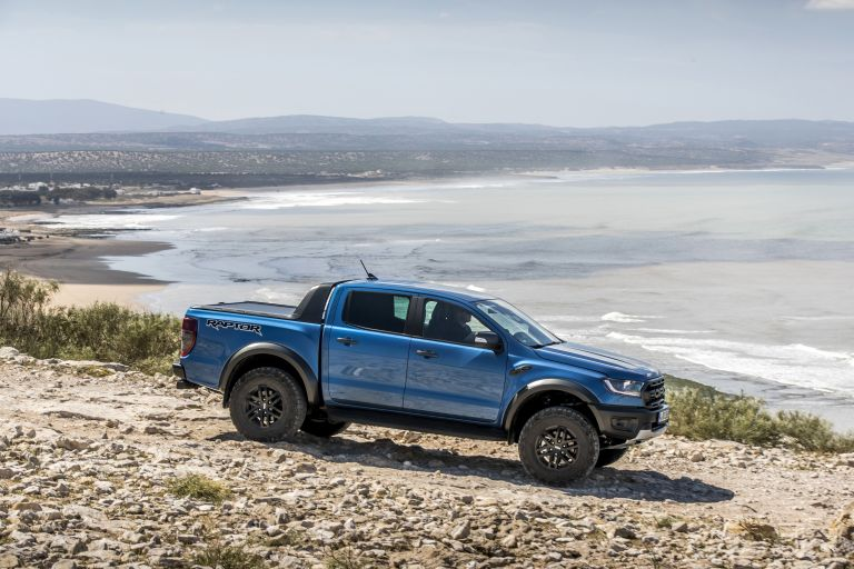 2019 Ford Ranger Raptor - EU version 587131