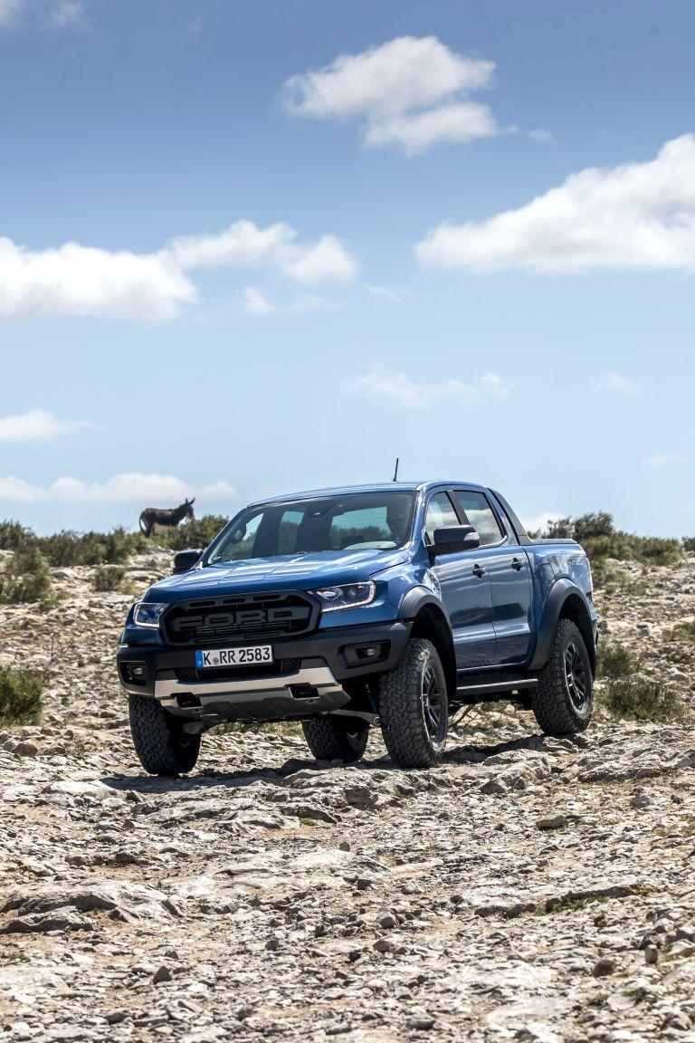 2019 Ford Ranger Raptor - EU version 587133
