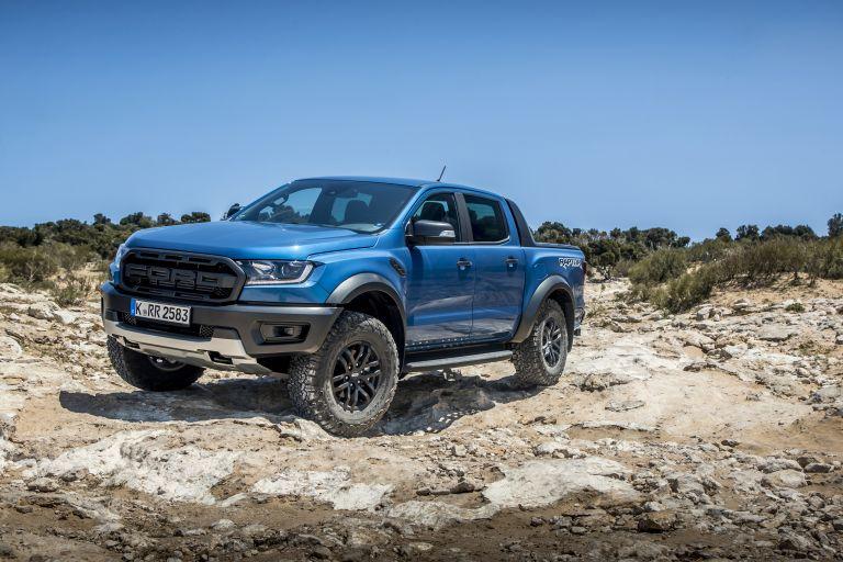 2019 Ford Ranger Raptor - EU version 587142