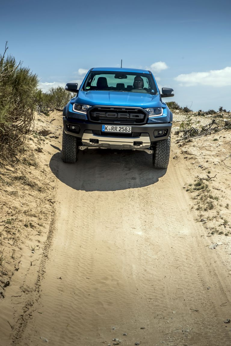 2019 Ford Ranger Raptor - EU version 587144
