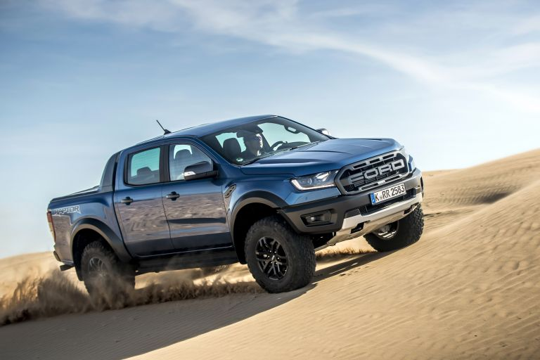2019 Ford Ranger Raptor - EU version 587148