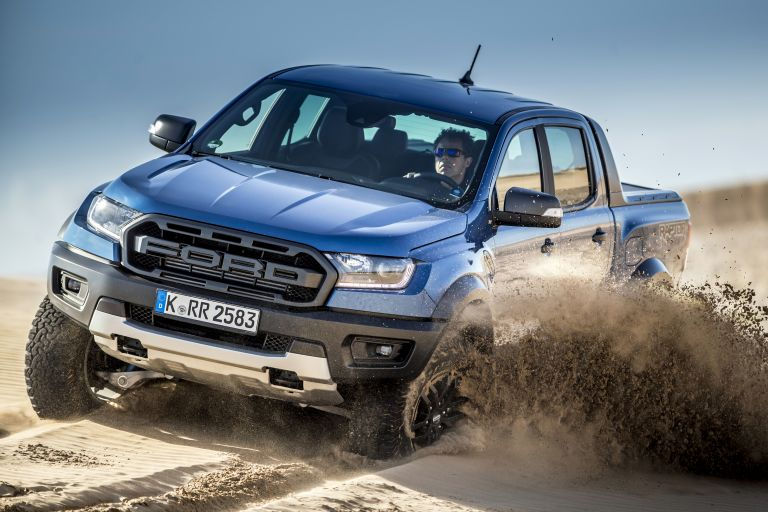 2019 Ford Ranger Raptor - EU version 587152