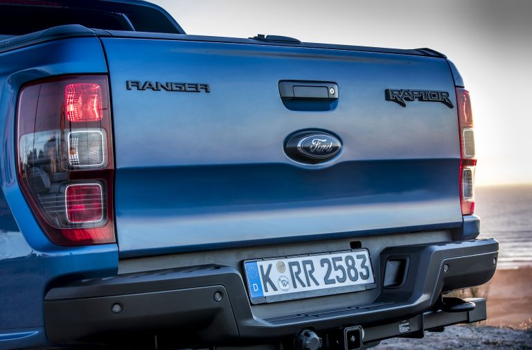 2019 Ford Ranger Raptor - EU version 587171