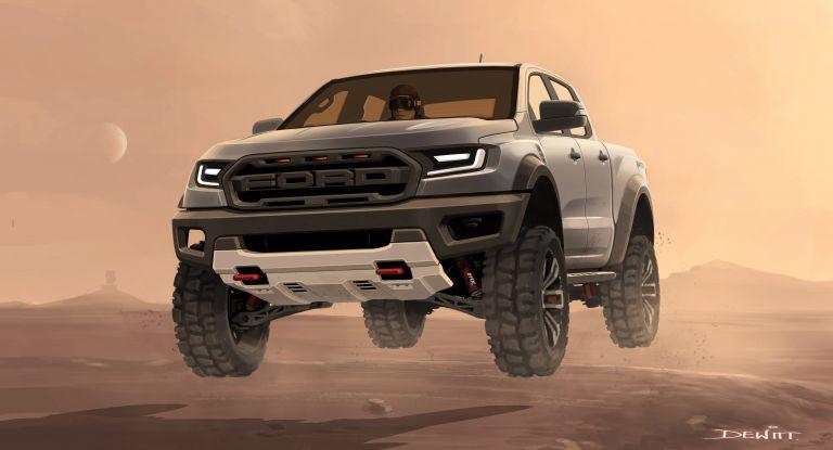 2019 Ford Ranger Raptor - EU version 587182