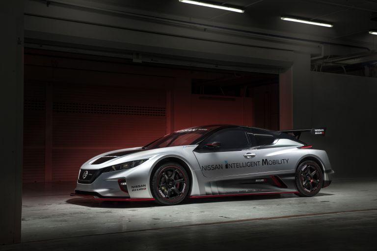 2020 Nissan Leaf Nismo RC - Valencia test 574352