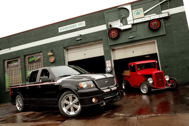 2008 Ford F-150 Foose edition - show truck 495940
