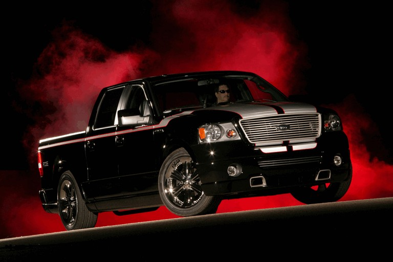 2008 Ford F-150 Foose edition - show truck 495947
