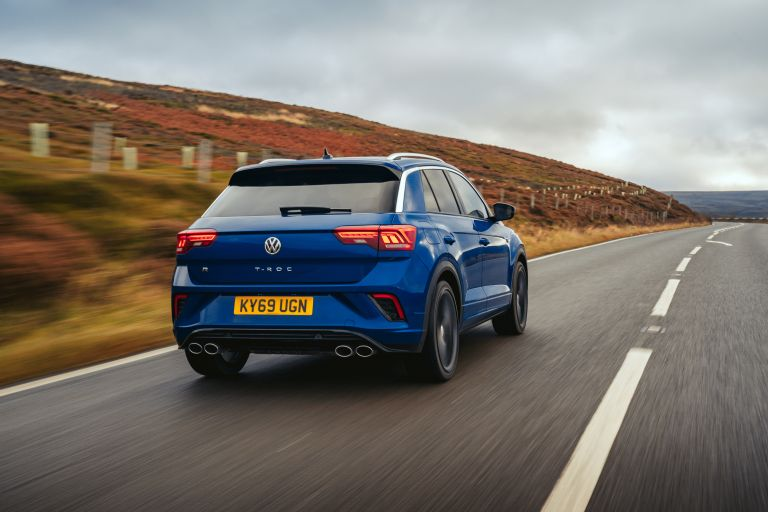 2020 Volkswagen T-Roc R - UK version 574379