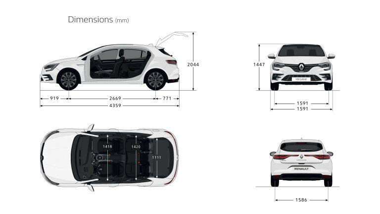 2020 Renault Mégane 575515