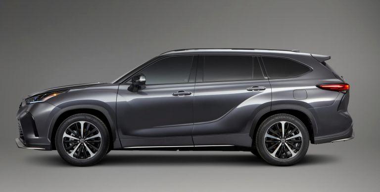 2021 Toyota Highlander XSE 576447