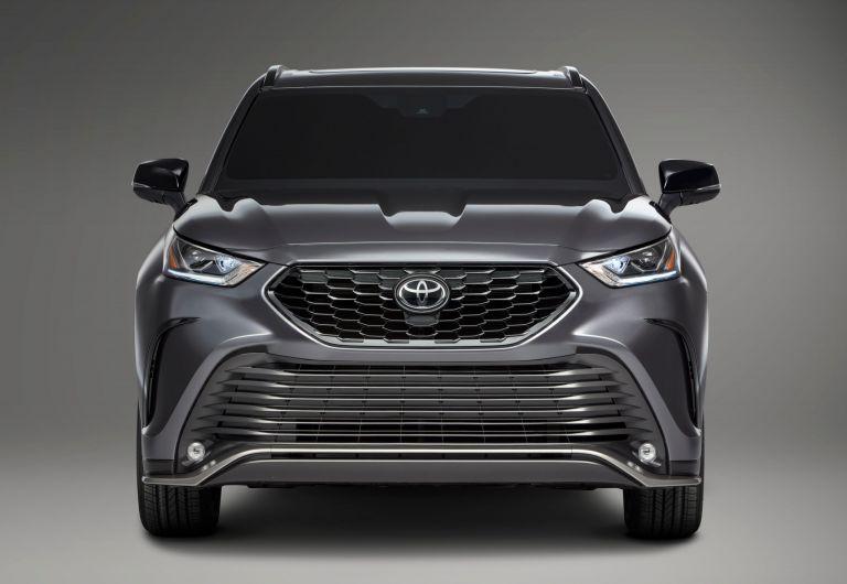 2021 Toyota Highlander XSE 576448