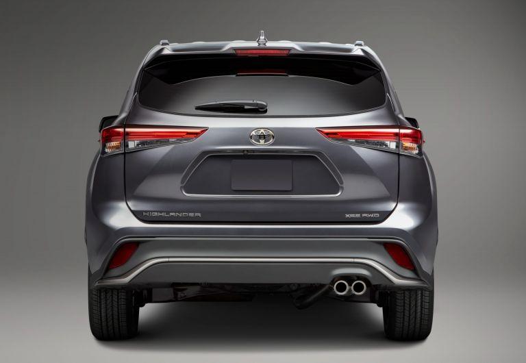 2021 Toyota Highlander XSE 576449