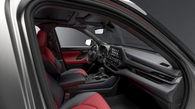 2021 Toyota Highlander XSE 576456