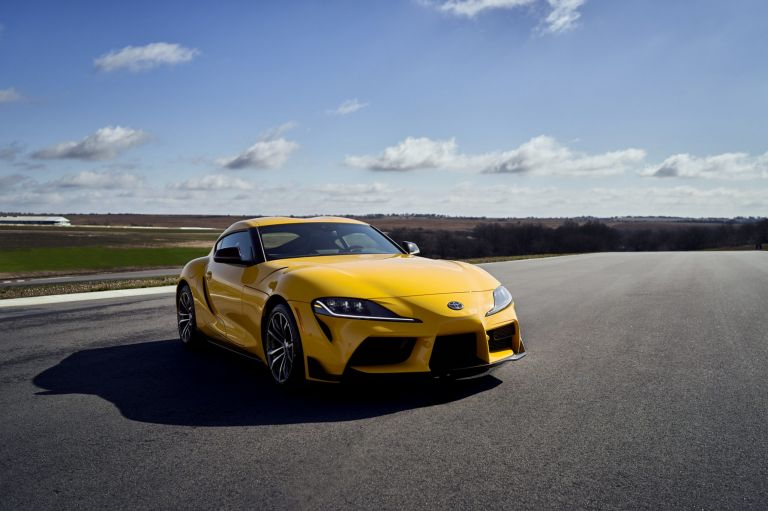 2021 Toyota GR Supra 2.0 - USA version 577204