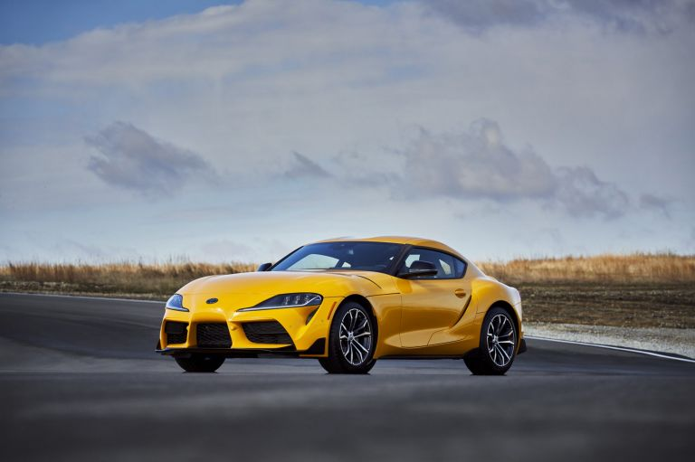 2021 Toyota GR Supra 2.0 - USA version 577206