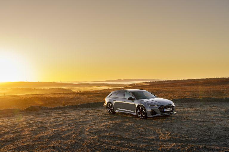 2020 Audi RS6 Avant - UK version 577320