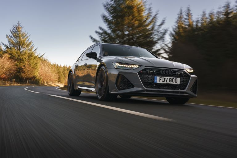 2020 Audi RS6 Avant - UK version 577343