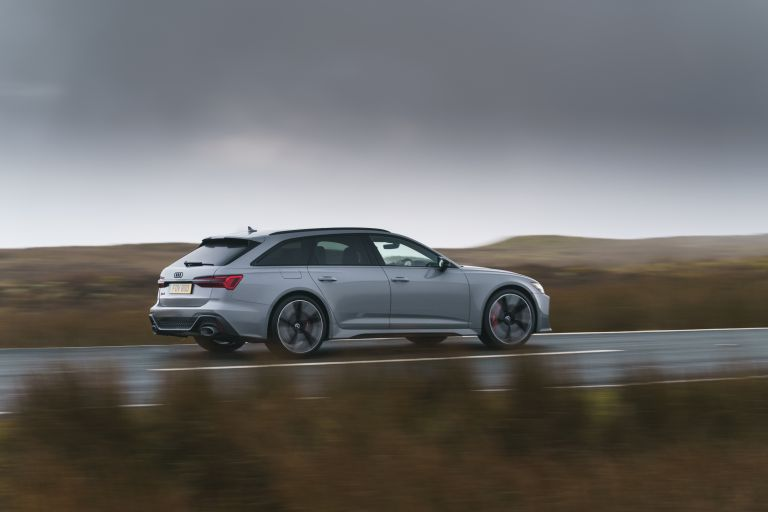 2020 Audi RS6 Avant - UK version 577380