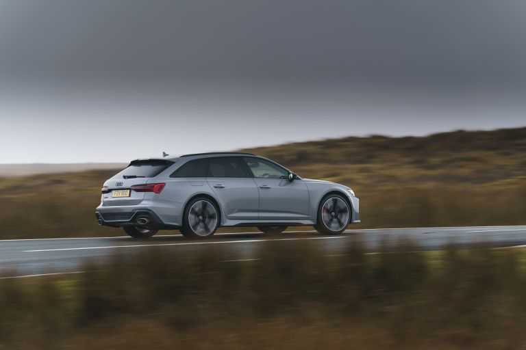 2020 Audi RS6 Avant - UK version 577381