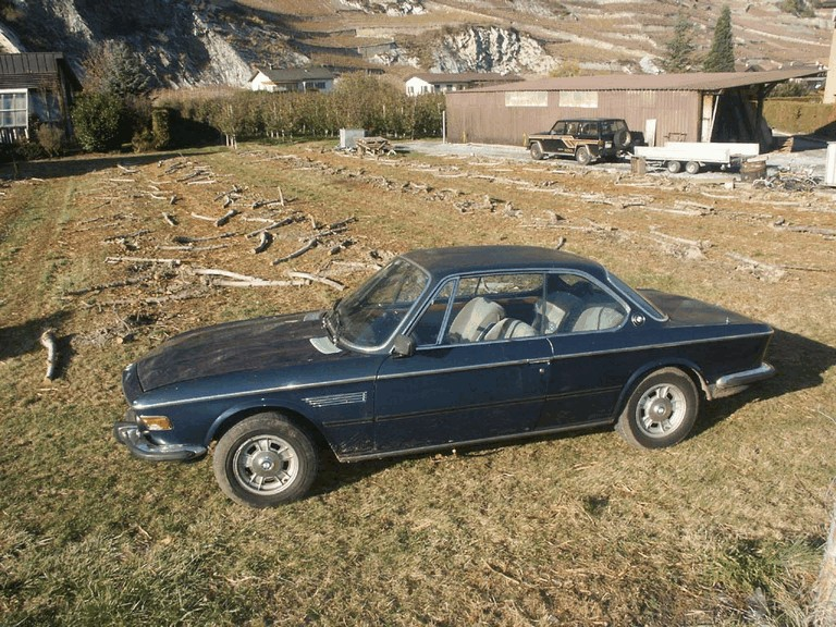 1971 BMW 3.0 CS ( E09 ) 228826