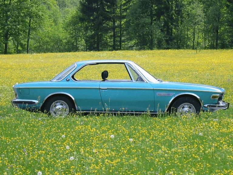 1971 BMW 3.0 CS ( E09 ) 228829